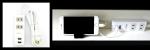 USBコンセントで省スペースを実現! 机周りに最適な選択!